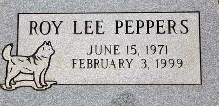 PEPPERS, ROY LEE - Tarrant County, Texas | ROY LEE PEPPERS - Texas Gravestone Photos