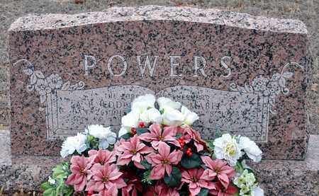 POWERS, MABEL ELIZABETH - Tarrant County, Texas   MABEL ELIZABETH POWERS - Texas Gravestone Photos
