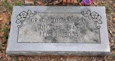 RAY, GRADY THOMAS - Tarrant County, Texas | GRADY THOMAS RAY - Texas Gravestone Photos