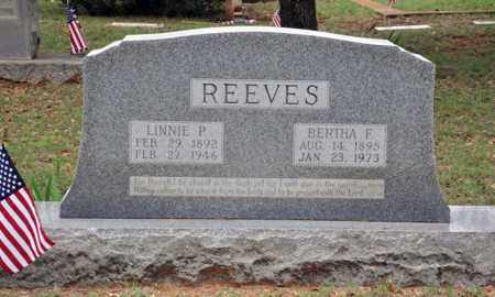ANDERSON REEVES, BERTHA FRANCES - Tarrant County, Texas   BERTHA FRANCES ANDERSON REEVES - Texas Gravestone Photos