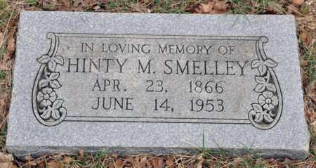 MILLS SMELLEY, HINTY - Tarrant County, Texas | HINTY MILLS SMELLEY - Texas Gravestone Photos