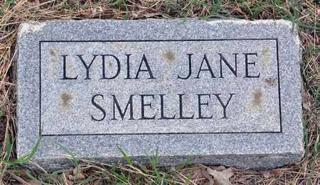 SMELLEY, LYDIA JANE - Tarrant County, Texas | LYDIA JANE SMELLEY - Texas Gravestone Photos