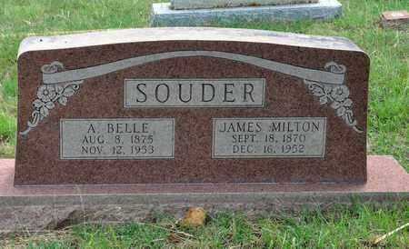 SOUDER, JAMES MILTON - Tarrant County, Texas | JAMES MILTON SOUDER - Texas Gravestone Photos