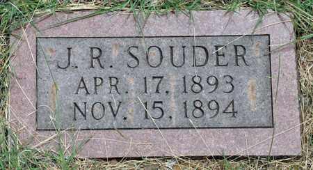 SOUDER, J R - Tarrant County, Texas | J R SOUDER - Texas Gravestone Photos