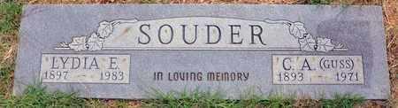 SOUDER, C A - Tarrant County, Texas | C A SOUDER - Texas Gravestone Photos