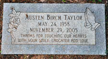 TAYLOR, AUSTEN BIRCH - Tarrant County, Texas   AUSTEN BIRCH TAYLOR - Texas Gravestone Photos