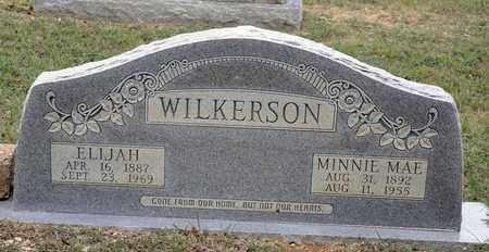 WILKERSON, ELIJAH - Tarrant County, Texas | ELIJAH WILKERSON - Texas Gravestone Photos