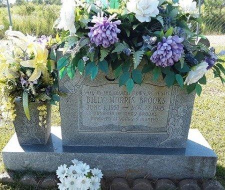 BROOKS, BILLY MORRIS - Titus County, Texas | BILLY MORRIS BROOKS - Texas Gravestone Photos