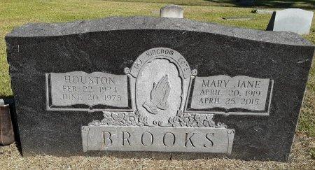 BROOKS, MARY JANE - Titus County, Texas | MARY JANE BROOKS - Texas Gravestone Photos