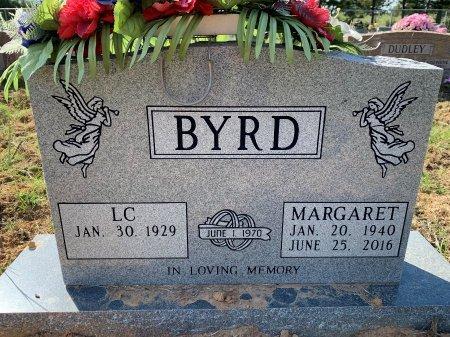 BYRD, MARGARET - Titus County, Texas | MARGARET BYRD - Texas Gravestone Photos