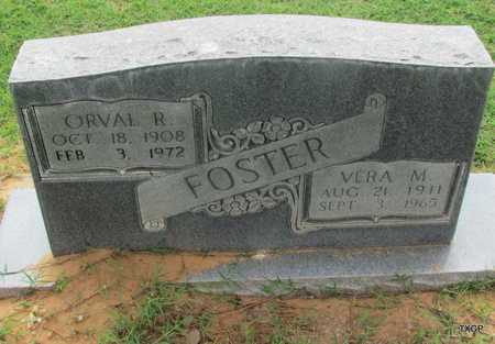 FOSTER, ORVAL R - Wilbarger County, Texas | ORVAL R FOSTER - Texas Gravestone Photos