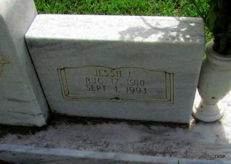 MORGAN GAEBLE, JESSIE IRENE (CLOSE UP) - Wilbarger County, Texas | JESSIE IRENE (CLOSE UP) MORGAN GAEBLE - Texas Gravestone Photos