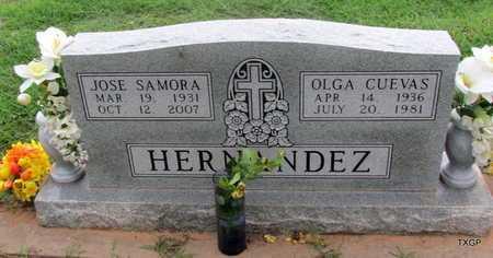 HERNANDEZ, JOSE SAMORA - Wilbarger County, Texas   JOSE SAMORA HERNANDEZ - Texas Gravestone Photos