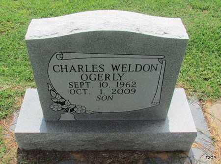 OGERLY, CHARLES - Wilbarger County, Texas | CHARLES OGERLY - Texas Gravestone Photos