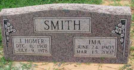 SMITH, IMA - Wilbarger County, Texas | IMA SMITH - Texas Gravestone Photos