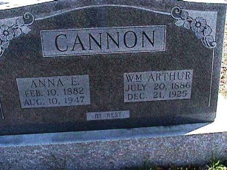 ARMES CANNON, ANNA RUTH - Wise County, Texas | ANNA RUTH ARMES CANNON - Texas Gravestone Photos