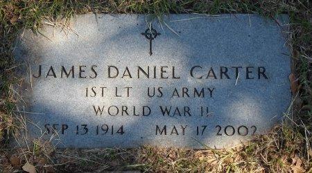 CARTER, JAMES DANIEL - Wise County, Texas | JAMES DANIEL CARTER - Texas Gravestone Photos