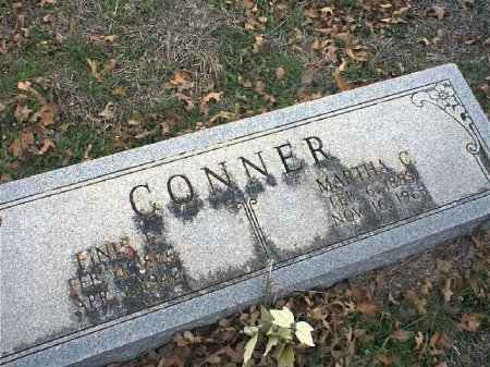 CONNER, FINIS FOLESTER - Wise County, Texas | FINIS FOLESTER CONNER - Texas Gravestone Photos