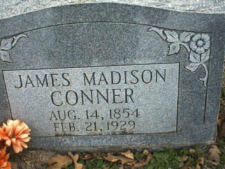 CONNER, JAMES MADISON - Wise County, Texas   JAMES MADISON CONNER - Texas Gravestone Photos