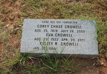 BROWN CROWELL, EVA - Wise County, Texas | EVA BROWN CROWELL - Texas Gravestone Photos