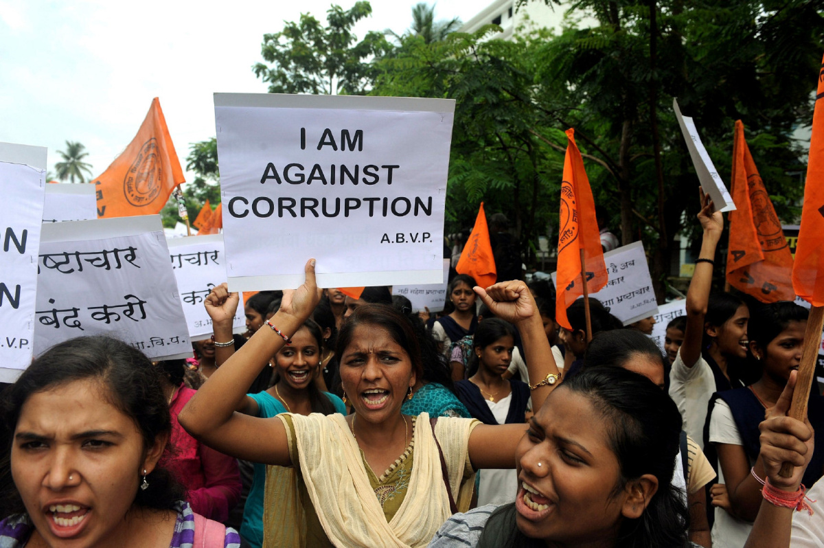 essays corruption india Democracy and political corruption – essay but it got shattered in 1948 when the first case of corruption cropped up in independent india with the essays.