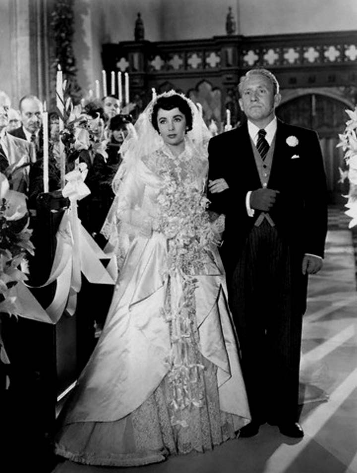 Elizabeth Taylor Father of the Bride