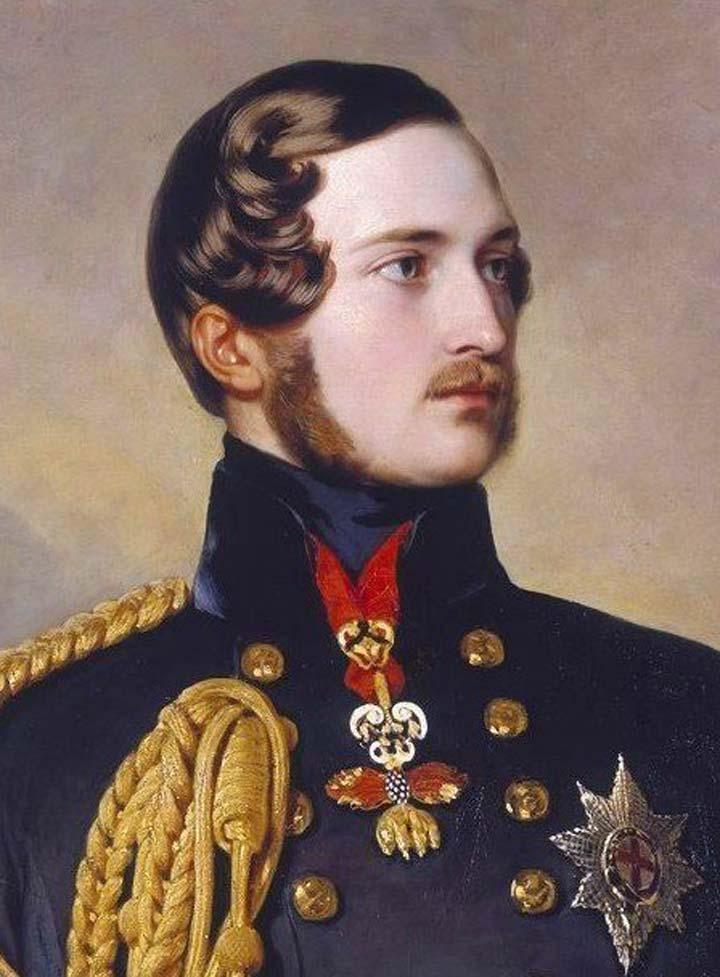 Queen Victoria's husband, Albert