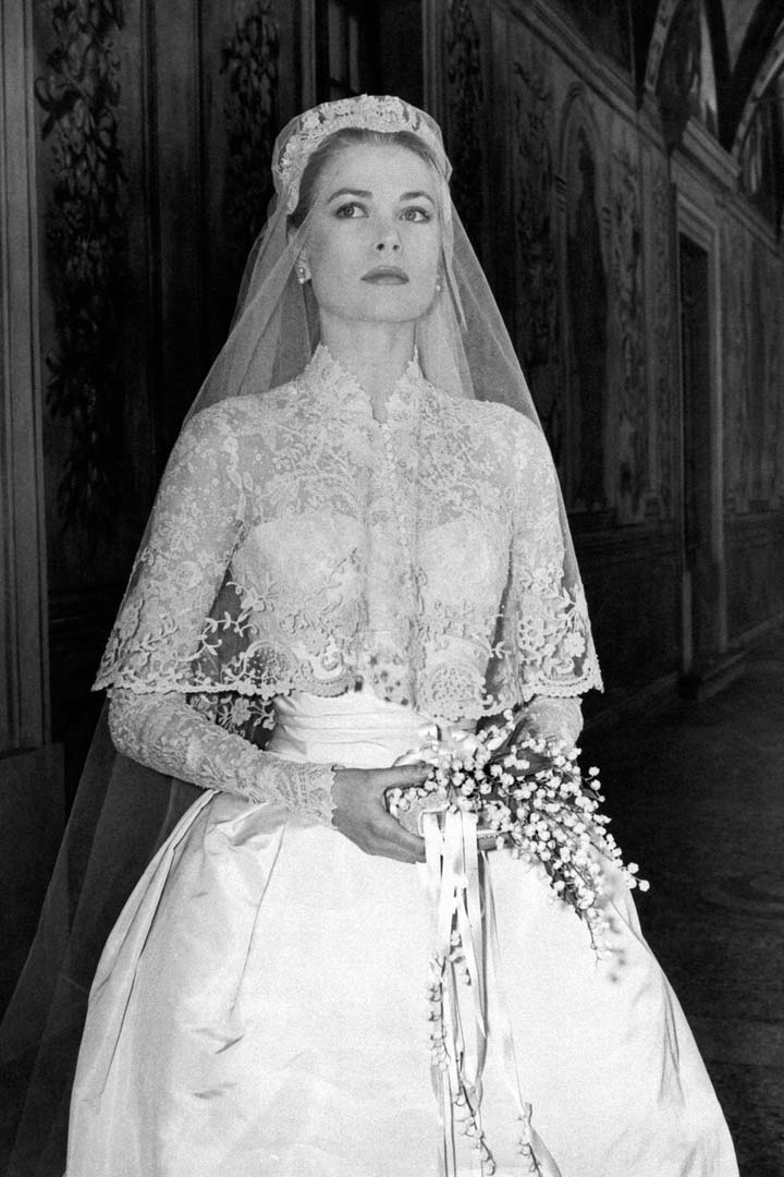 Iconic Wedding Dresses Of The 50s The Wedding Secret Magazine