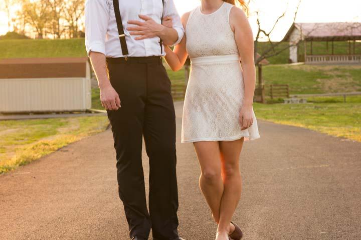 Iconic wedding dresses of the '50s