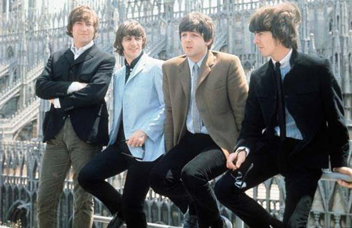 The Beatles (including John Lennon, husband of Yoko Ono)