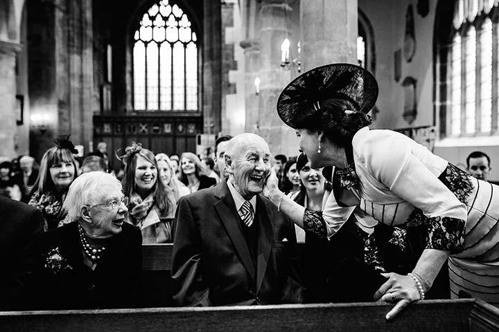Glastonbury wedding