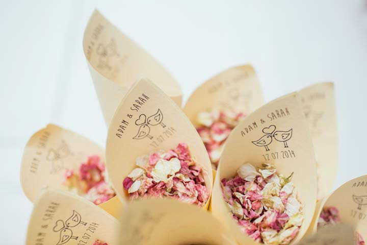 Reduce Your Wedding's Carbon Footprint With These Eco Wedding Ideas