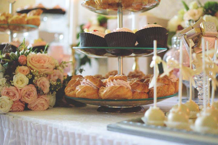 The Wedding Breakfast: What food should I serve?
