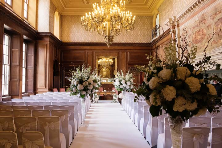 Georgian wedding venues