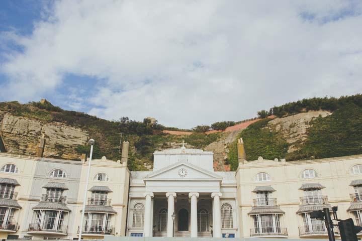 Georgian wedding venue