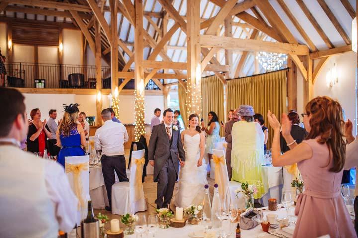 Planning A Budget Barn Wedding