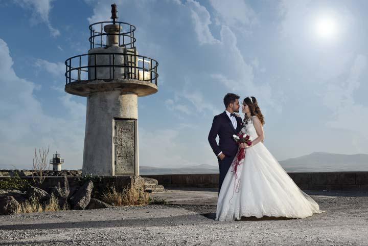 unusual wedding venues lighthouse