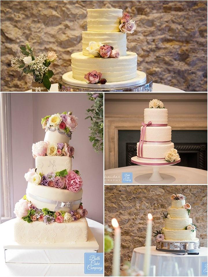 Beautiful Gluten Free Wedding Cake