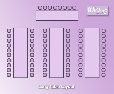 the long table layout