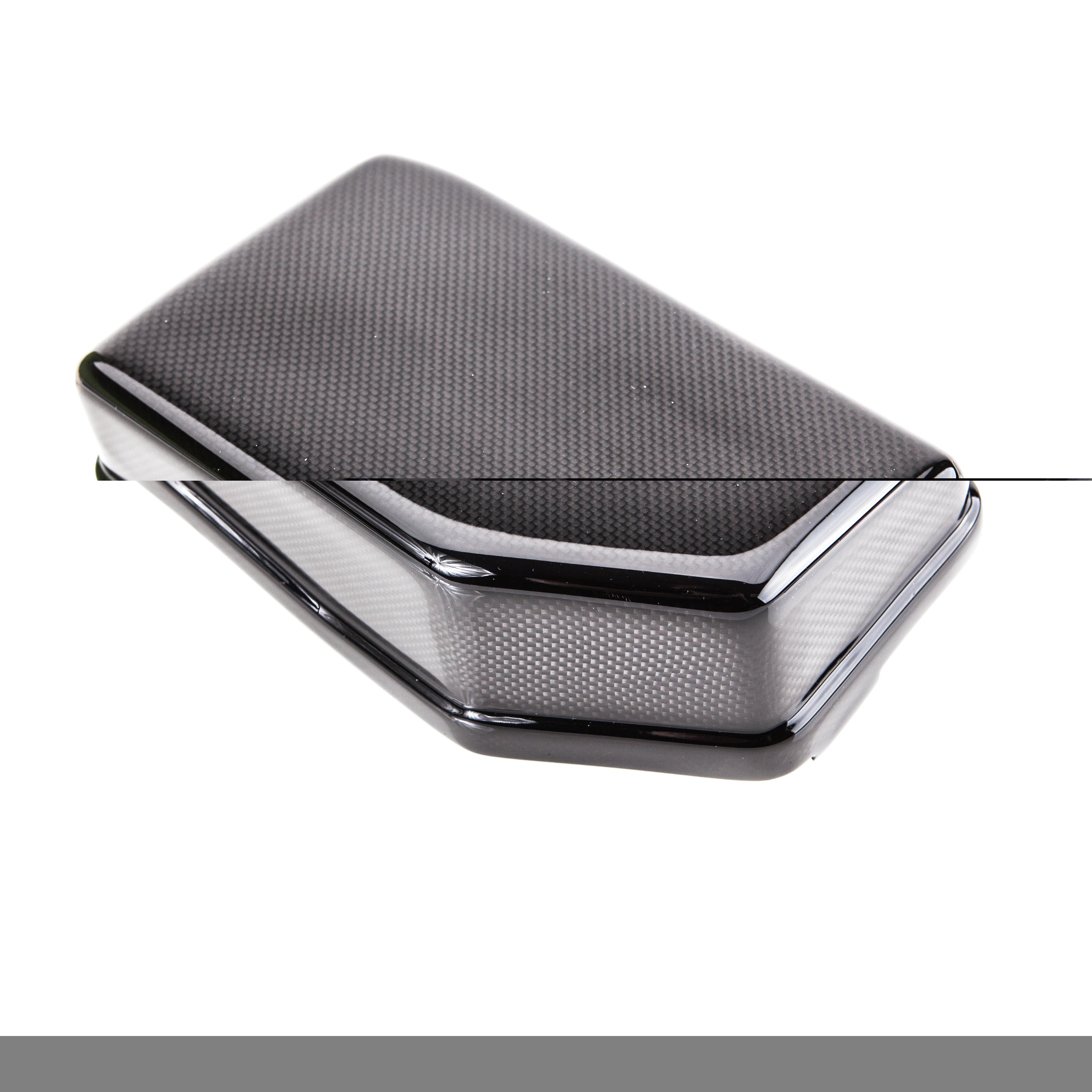 Titan Motorsports SUP-ACC-202 Carbon Fiber Fuse Box Cover for 94-98