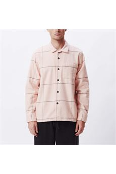 CAMICIA Obey | 70000003 | 181200336PINK