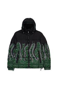 PIUMINO Octopus | 5032273 | 21WOJN13BANDANA