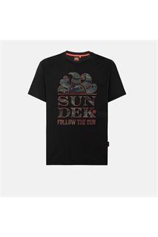 T-SHIRT Sundek | 8 | M026TEJ7853004