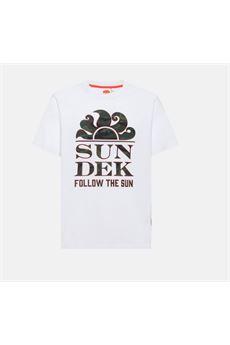 T-SHIRT Sundek | 8 | M026TEJ7853006