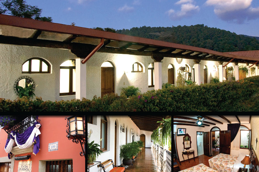 ...a friendly, family-run hotel near Tikal