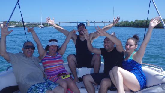 A Family Fun Boat Tour Company