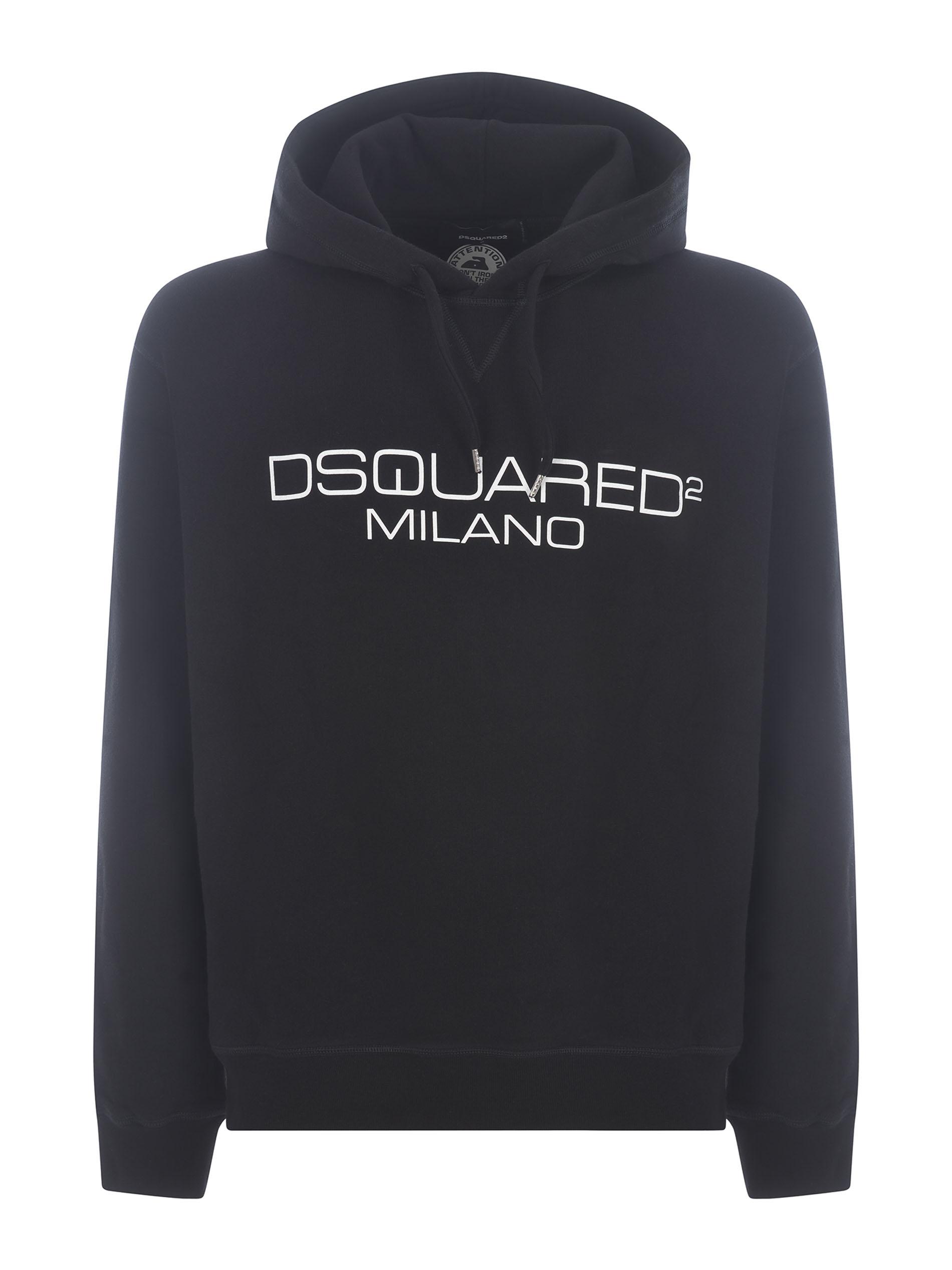 Felpa Dsquared2 in cotone DSQUARED | 10000005 | S74GU0546S25305-900