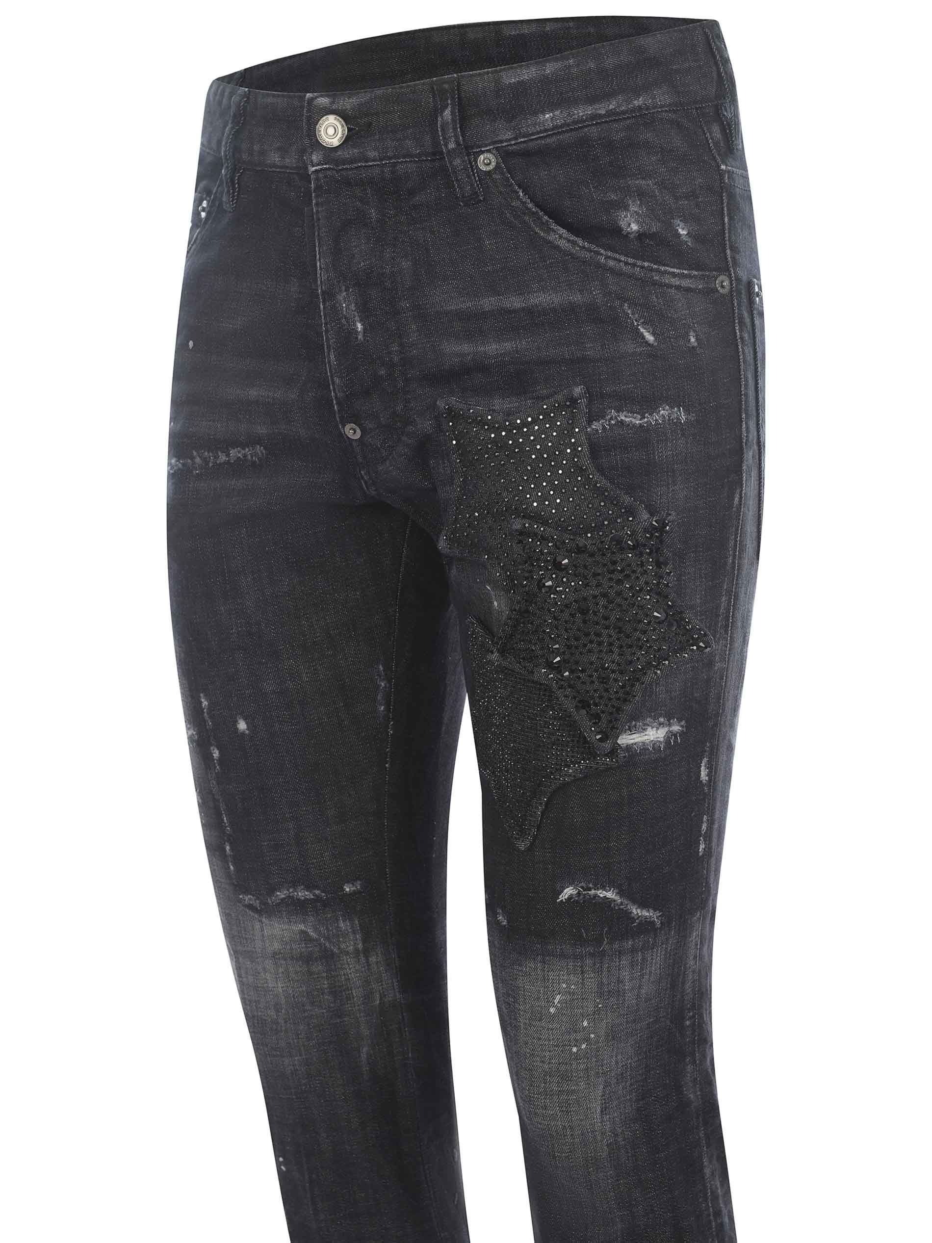 Jeans Dsquared2 Cool Guy Jean in cotone strech DSQUARED | 24 | S74LB1013S30357-900