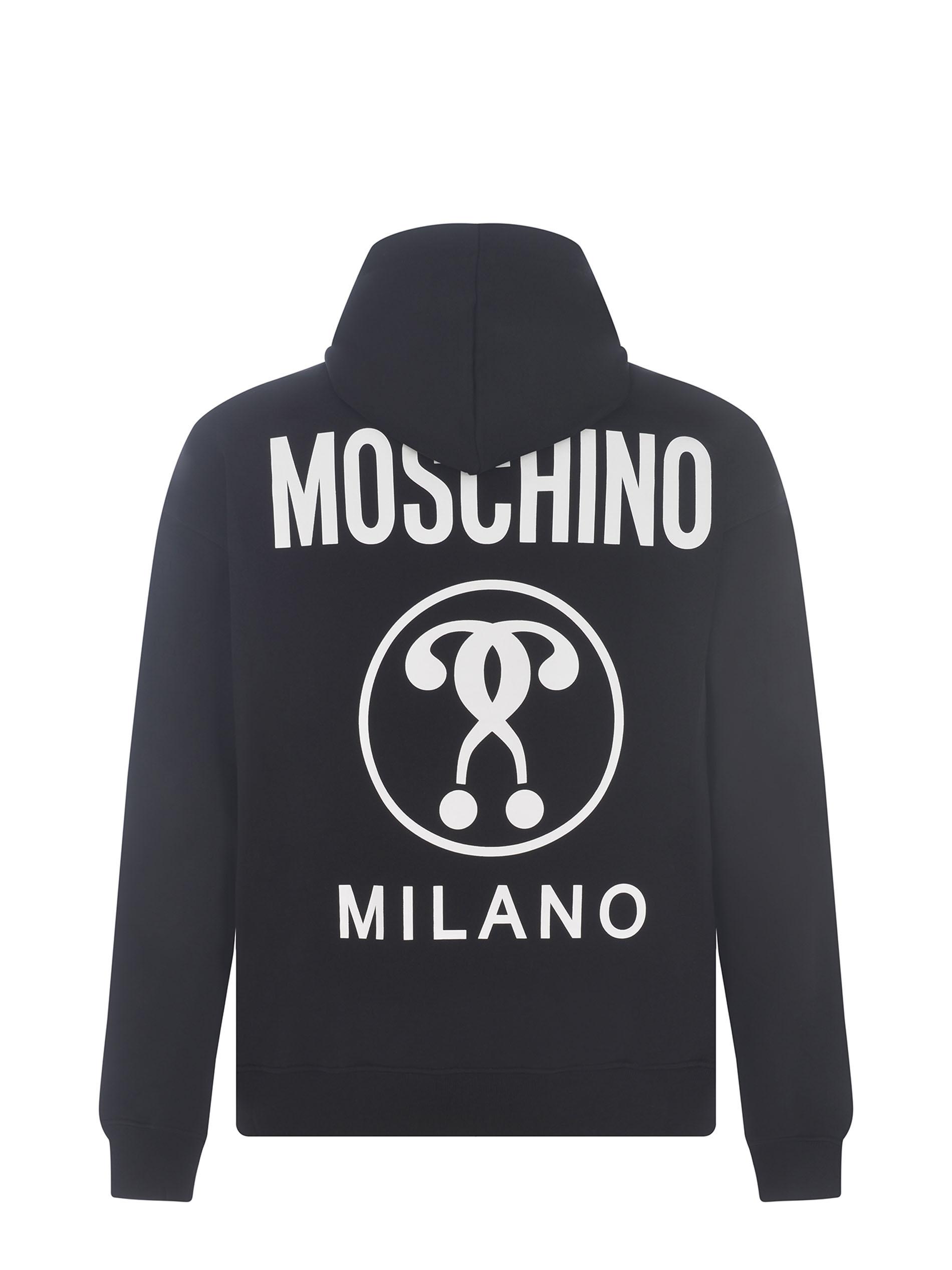 Felpa Moschino Couture in cotone MOSCHINO | 10000005 | J17067027-1555