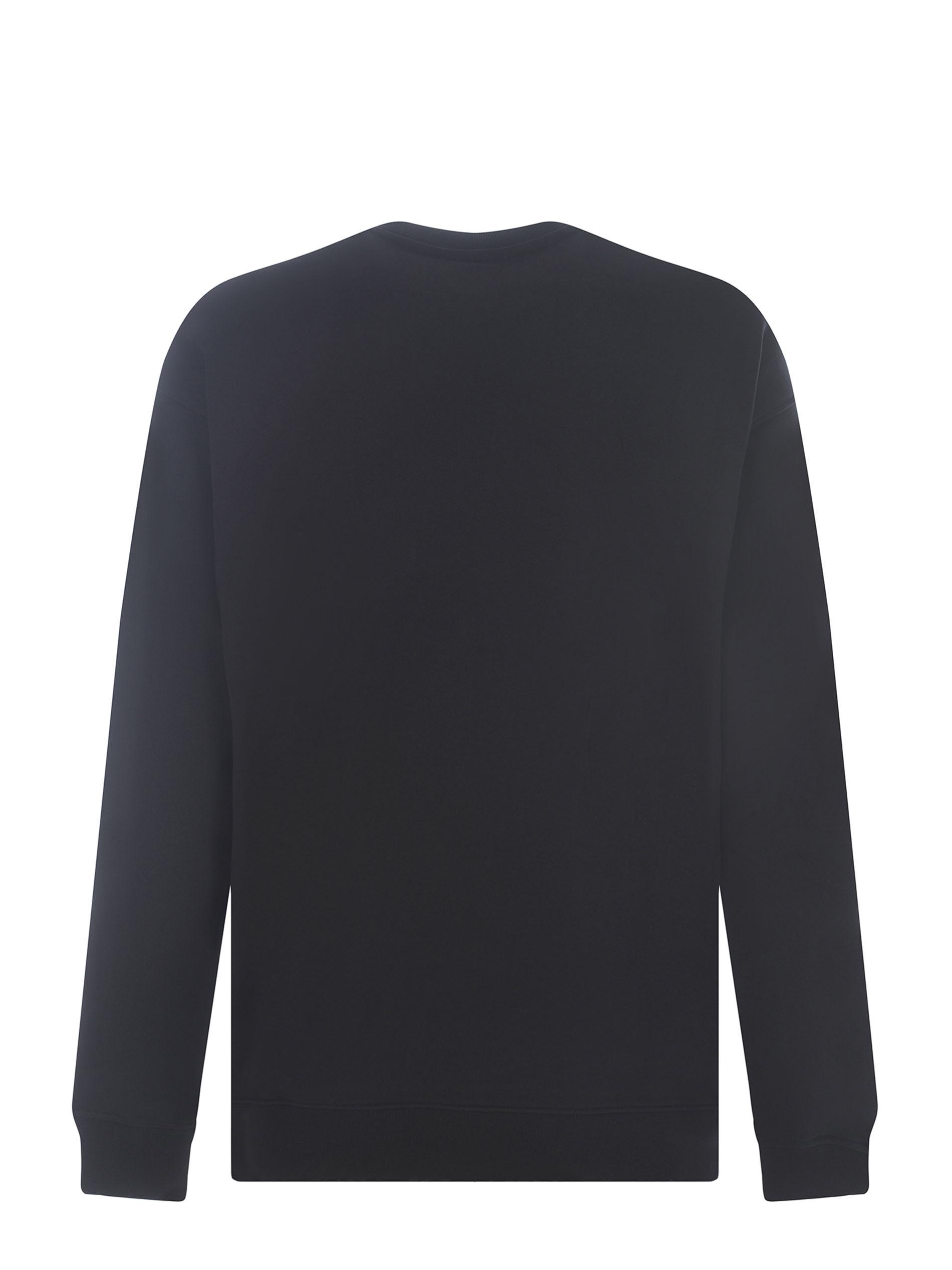 Felpa Moschino Couture in cotone MOSCHINO   10000005   J17187027-1555